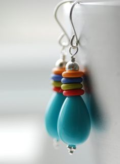 New this week at Wild Woman Jewelry ! Summer party perfect Fiesta Earrings a… New this week at Wild Woman Jewelry ! Summer party perfect Fiesta Earrings are sundress ready in bright, cheerful colors~ margarita, a… - My Accessories World