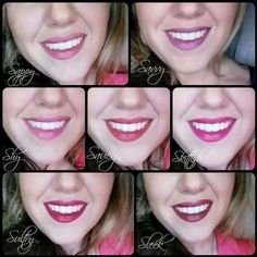 Perfect long lasting lip color! Dries to a matte finish. Kiss proof, smudge proof, worry proof! Will not transfer! Visit the website to order: www.slinginlashes.com