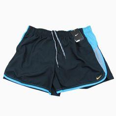 discount e54c4 b7137 Nike Swim Color Surge Volley Shorts Size XL Mens Black Blue Ness6376 New   Nike  Athletic