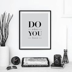 Do What You Love by The Motivated Type #inspiration #quote #motivation