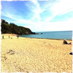 #Blackpool sands, #dartmouth, #English Riviera, pinned from www.missfranglais.fr