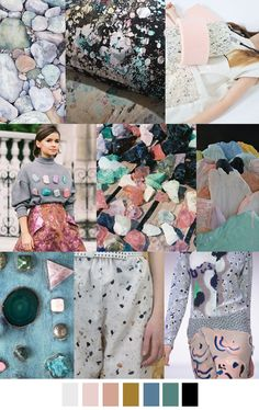 Pattern Curator is a trend service for color, print and pattern inspiration. 2016 Fashion Trends, 2016 Trends, Fashion Colours, Colorful Fashion, Fish Fashion, Color Patterns, Print Patterns, Fashion Forecasting, Color Harmony
