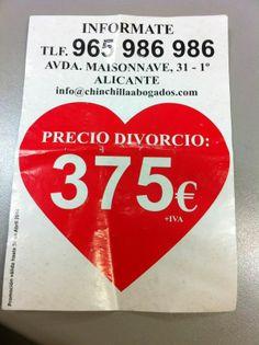 ¡Si te sale barato!! Alicante, Convenience Store, Divorce, Qoutes, Convinience Store