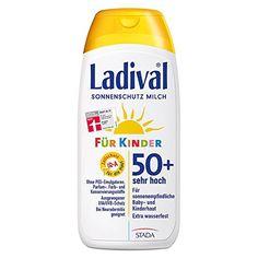 Suchergebnis auf Amazon.de für: ladival kinder sonnenmilch lsf