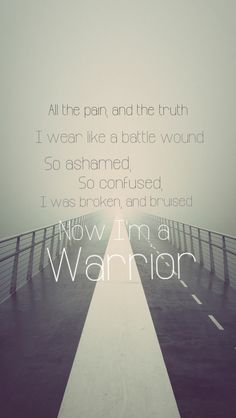 Warrior~Demi Lovato