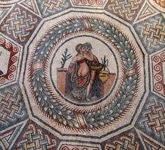 Roman Mosaic      #roman #mosaic