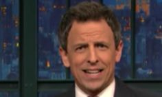 Seth Meyers Drills Donald Trump And Cabinet On Climate Change | The Huffington Post