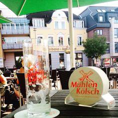 Ein frisches #KOELSCH ist schon bestellt!