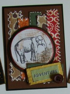 ATC - Renbear's Gallery: Adventure ATC
