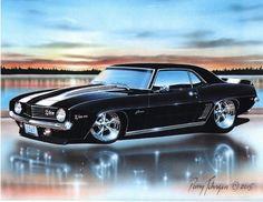 Maserati, Bugatti, Chevy Camaro Z28, 1969 Chevy Camaro, Corvette, Bmw Classic Cars, Classic Chevy Trucks, Chevy Classic, Custom Trucks