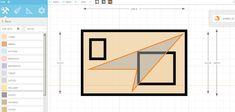 FloorPlanner software set room type feature Kitchen Design Software, Interior Design Software, Bar Chart, House Design, Bar Graphs, Architecture Design, House Plans, Home Design, Design Homes