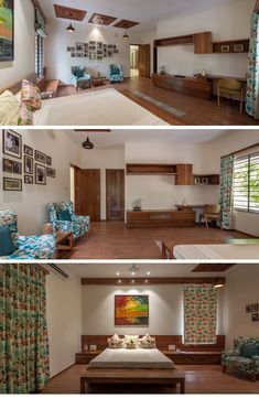 Contemporary house with a simple layout bedroom design ideas Indian Bedroom Decor, Indian Home Decor, Home Decor Bedroom, Bedroom Ideas, Simple House Design, Modern House Design, Indian Homes, Home Interior Design, Simple House Interior Design
