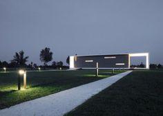 Casa minimalista Sulla Morella / Studio Cittaarchitettura, Italia