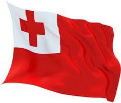Tongan flag Friendly Islands, Tonga, South Pacific, Coat Of Arms, Beautiful World, Flags, Roots, Language, Life