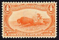 E&M Graded Stamps has this item on Collectors Corner - Scott# 287, 1898 4c Orange, PSE XF-Sup 95, Mint OGnh