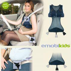 Accesorios para cinturones de seguridad de embarazada