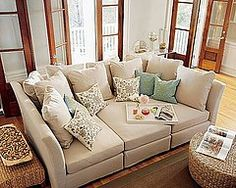 Pottery Barn | Pacific 3-Piece Sectional