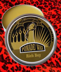 "Womanizer Rich Boy 90ml ""Hard"" Pomade – STYLEKINGZZ"