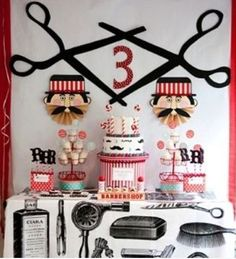 Oh My Heck Barber Party Too Cute For Our Future Kids