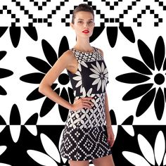Desigual women's Perfectly Imperfect gauze dress from the range designed by Mr. Lacroix. Tell your friends you own a garment that featured on the catwalk at New York Fashion Week.