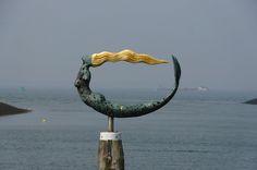 Een Zeemeermin in Wemeldinge