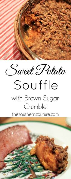 Host a Trial Run Christmas Dinner with the help of Hormel bone-in ham and this delicious recipe for sweet potato souffle at thesoutherncoutur. Get your dinner perfect for the big day with a practice dinner. Healthy Thanksgiving Recipes, Fall Recipes, Holiday Recipes, Healthy Recipes, Christmas Recipes, Thanksgiving Treats, Christmas Meals, Christmas Turkey, Tuna Recipes
