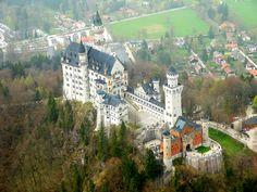 Zamek Neuschwanstein, #Bawaria, Wycieczka do Bawarii, Zamek Neuschwanstein, Zamki Ludwika Bawarskiego, Zamek Disney`a