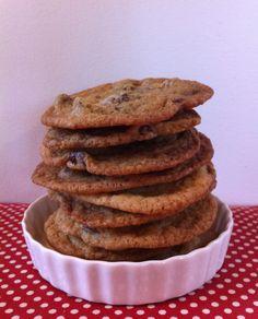 cow pie {chocolate chip cookies} | stirandstitch