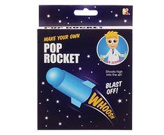 stocking filler for boys, science toys, ideal stocking filler for kids, space, boys Christmas gift, stocking filler, pop rocket, gifts under £5