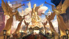 Video Game concept Art - Imgur