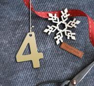 JOULUKALENTERI 2019 | Tuulia design. Iloa & Ideaa askarteluun ja käsitöihin! Diy And Crafts, Christmas Ornaments, Holiday Decor, Design, Home Decor, Decoration Home, Room Decor, Christmas Jewelry