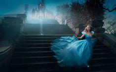 Where every Cinderella story comes true....  (Annie Leibovitz ft Scarlett Johansson)