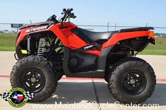 New 2016 Arctic Cat ALTERA 700 ATVs For Sale in Texas. Buy now and save $1700 OFF OF MSRP +Financing as low as 1.9% for 60 months* Mainland has the Arctic Cat deals and we want to earn your business! 2016 Alterra 700 Alloy wheels Fully independent suspension 700ccSingle cylinder engine Fuel Injection Digital Instrumentation Shift on the fly 2 and 4 wheel drive *Financing with approved credit, rates may be higher, not all buyers will qualify for the lowest rates. The minimum operator age…