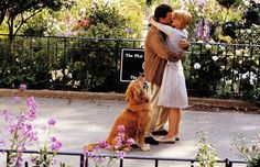 """I wanted it to be you. I wanted it to be you so badly!"" ""Don't cry, shopgirl. Don't cry."" -You've Got Mail"