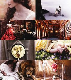 Fairy Tale Picspam - Beauty and the Beast