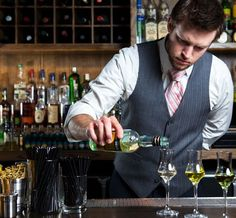 """Hire a Bartender with """"Cocktail Barmen"""" today! Cocktail glasses, cocktail making equipment or mobile cocktail bar - we offer a full range of bar service solutions designed to make your event a success and your life as less stressful as possible"""