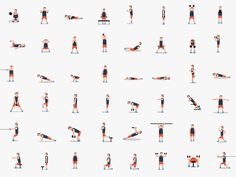 The Only Exercises You Need To Get In Shape