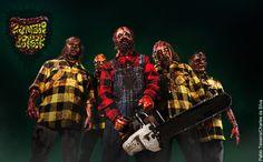 Resenha do Rock: Zombie Cookbook: gravando novo trabalho