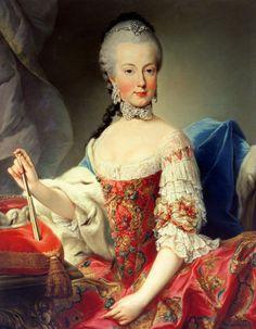 Amalia of Habsburg Lorraina Parma
