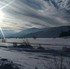 Altopiano Delle Cinque Miglia,  ABRUZZO Mountains, Travel, Snow, Viajes, Destinations, Traveling, Trips, Bergen