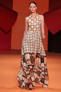 Cholet Inverno 2012-Lindo esse vestido!