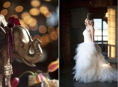 water for elephants wedding - Google Search