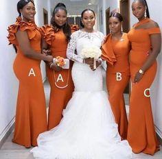 Burnt Orange Bridesmaid Dresses, Cheap Bridesmaid Dresses Online, Sequin Bridesmaid Dresses, Cheap Homecoming Dresses, Wedding Bridesmaids, Bridal Dresses, Bridesmaid Ideas, Wedding Party Dresses, Black Bridesmaids