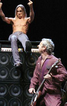 Iggy Pop & Mike Watt