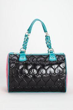 cute Betsey Johnson bag on Haute
