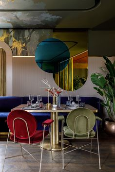 Restaurant Riviera on Behance