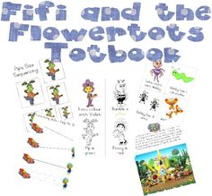 Pin by Momma Jo on Fifi and the Flower Tots Theme | Pinterest