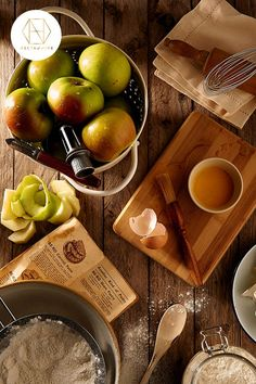 A list of some of the best apples for baking and cooking, including the best apples for apple pies, apple crisp, and applesauce. Muesli, Dinner Recipes For Kids, Healthy Dinner Recipes, Best Apples For Baking, Short Pastry, Cornish Pasties, Comfort Food, Fresh Apples, Kitchen Pictures