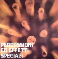 Piero Umiliani - Percussioni Ed Effetti Speciali (Soundtrack) (reissue) (Schema) #vinyl #records #vinylrecords #dj #music #Leftfield