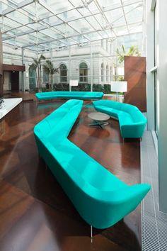 Lido Palace Hotel  Riva del Garda, Italy / ARPER, Loop series